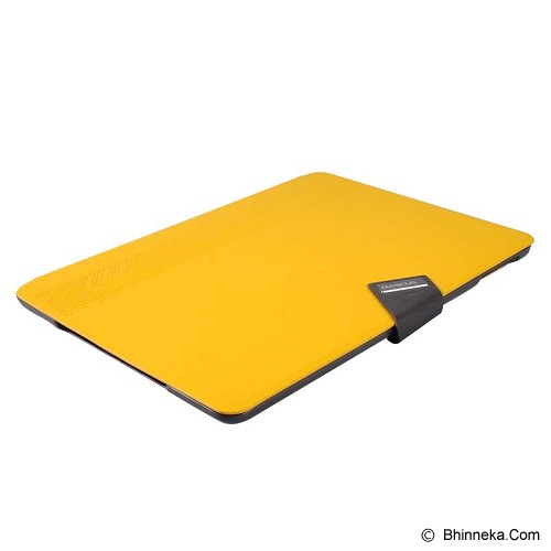 BASEUS Faith Leather Case for Apple iPad Air [LTAPIPAD5-XY0Y] - Yellow - Casing Tablet / Case